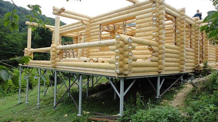 Расчет фундамента для дома из кирпича в Красногорске